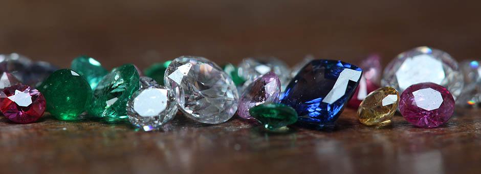 Justin Duance gemstones