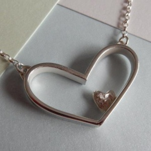 I Carry Your Heart Necklace